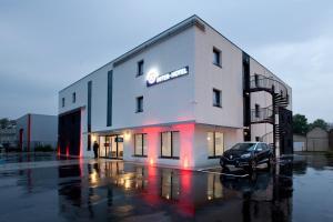 Inter Hotel Marne la Vallee Est Meaux