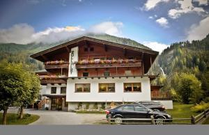 Hotel Alpengasthof Zollwirt Sankt Jakob in Defereggen Rakousko