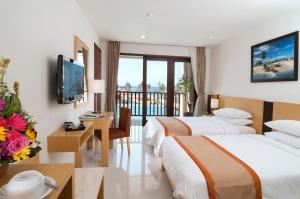 Bali Relaxing Resort and Spa, Resort  Nusa Dua - big - 31