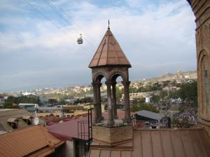 Apartment Betlemi, Apartments  Tbilisi City - big - 10