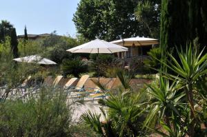 Bastide de l'Avelan, Отели типа «постель и завтрак»  Гримо - big - 54