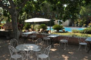 Bastide de l'Avelan, Отели типа «постель и завтрак»  Гримо - big - 46