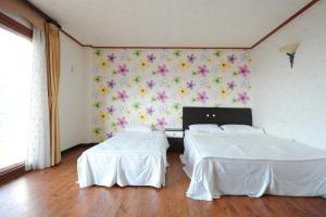 Jeju Feel House, Penziony  Čedžu - big - 11