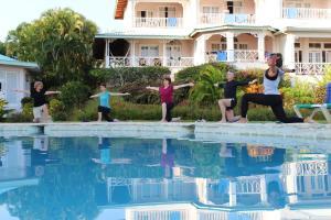 Hotel Villa Serena, Szállodák  Las Galeras - big - 25