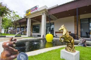 NP Hotel - Phutthaisong