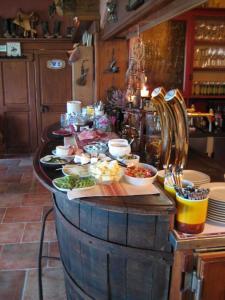 Longhorn Ranch Countryhotel - Garni, Penziony – hostince  Schönau - big - 28