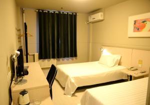 Hostales Baratos - Jinguang Express Hotel Qufu Tourist Centre Sankong