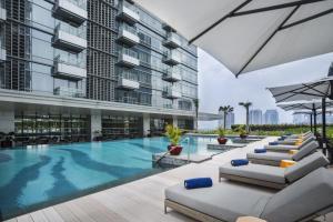 Ascott Kuningan Jakarta, Apartmanhotelek  Jakarta - big - 12