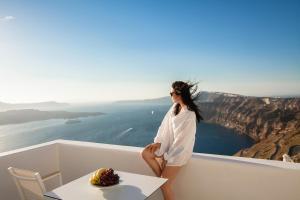 Alti Santorini Suites, Vily  Megalochori - big - 52