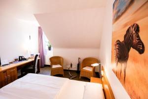hogh Hotel Heilbronn, Hotely  Heilbronn - big - 4