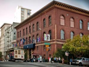University Club of San Francisco, Hotely  San Francisco - big - 17
