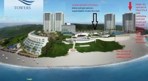 Ocean View, Ferienwohnungen  Playas - big - 39