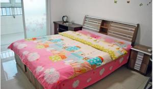 Shijiazhuang Jinshijie Apartment, Ferienwohnungen  Shijiazhuang - big - 1