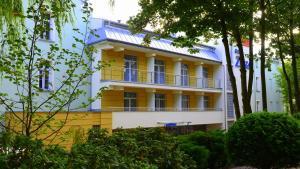 Ośrodek Wypoczynkowy Zorza, Resort  Kołobrzeg - big - 15