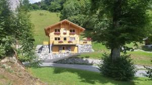 Tivoli Chalet - Accommodation - Leysin