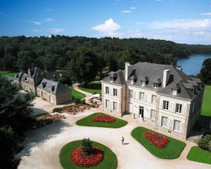 Location gîte, chambres d'hotes Château de Locguénolé - Relais & Chateaux dans le département Morbihan 56