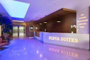Nidya Hotel Esenyurt, Szállodák  Esenyurt - big - 38