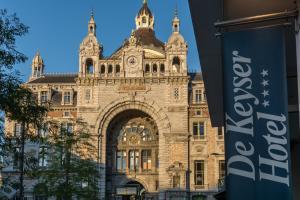 De Keyser Hotel, Антверпен