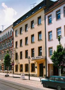 Hotel Merkur Garni - Lichtentanne