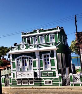 Хостел Casarão Verde Hostel, Итакаре