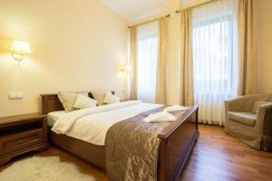 Apartamenty Willa Radowid Zakopane, Апартаменты  Закопане - big - 9