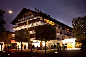 Hotel Bayerischer Hof, Hotels  Bad Füssing - big - 13