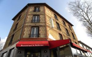 Hôtel Le Bellevue, Hotely  Cachan - big - 17
