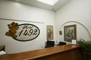 Hotel 1492, Hotels  San José - big - 12