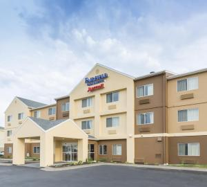 Fairfield Inn & Suites Lincoln - Arbor