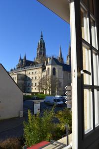 Hotel Reine Mathilde, Szállodák  Bayeux - big - 24