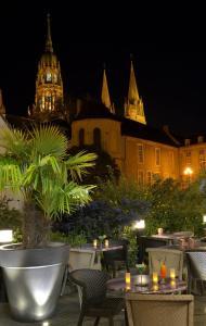 Hotel Reine Mathilde, Szállodák  Bayeux - big - 28