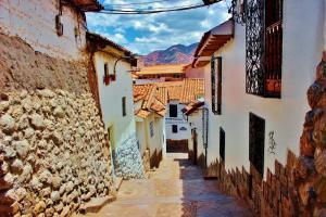 Casa De Mama Cusco - The Treehouse, Aparthotels  Cusco - big - 58