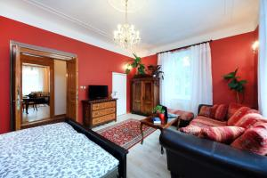 Historic Villa Apartments - Prague