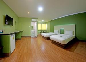 Central Park Hotel - Ban Bang Phan (1)