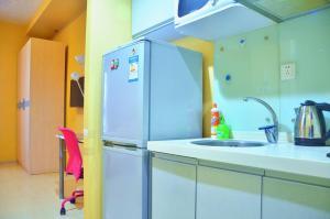 China Sunshine Apartment Dacheng, Appartamenti  Pechino - big - 24