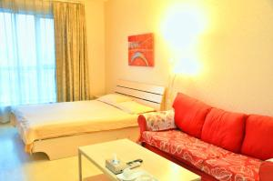 China Sunshine Apartment Dacheng, Appartamenti  Pechino - big - 34