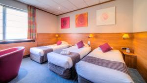 Value Stay Menen, Hotels  Menen - big - 7