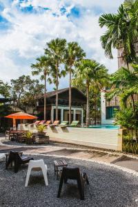Paragon Inn, Hotels  Lat Krabang - big - 75