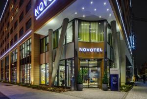 诺富特慕尼黑市阿努尔福帕克酒店