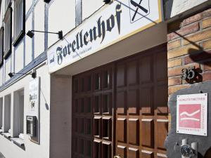 Forellenhof, Szállodák  Bad Berleburg - big - 52