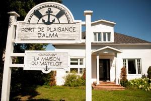 Maison du matelot, Alma, Canada   J2Ski