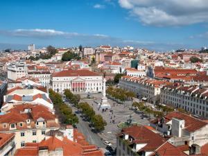 Hello Lisbon Rossio Collection Apartments, Ferienwohnungen  Lissabon - big - 21