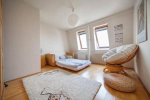 Lovely Duplex Flat, Apartmanok  Budapest - big - 49