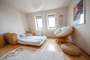 Lovely Duplex Flat, Apartmanok  Budapest - big - 51