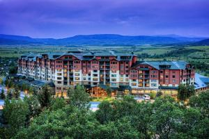 Steamboat Hotels