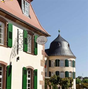 Schlosshotel Bergzaberner Hof - Klingenmünster