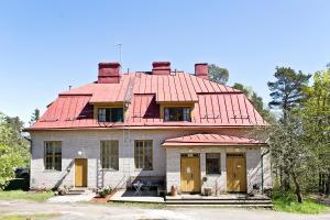 Kirjais Kursgård, Holiday homes  Nauvo - big - 73
