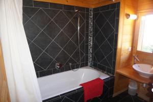Domaine de La Croix de Javernaz, Apartmány  Villars-sur-Ollon - big - 7