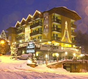 Alexander Hotel Alpine Wellness Dolomites - Molveno / Pradel
