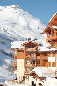 Le Chalet du Mont Vallon Spa Resort - Hotel - Les Menuires